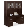 Easton Road Credenza and Hutch Set, 13246