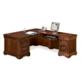 Pont Lafayette L-Desk with Right Return, 13266