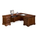 Pont Lafayette L-Desk with Left Return, 13344