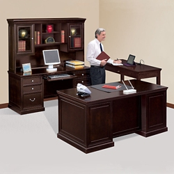 Espresso Complete Office Set, 13489