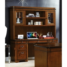 Credenza and Hutch Set, 13506