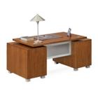 Santa Clara Double Pedestal Executive Desk, 13553