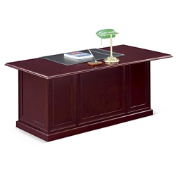 "Cumberland Executive Desk - 72""W, 13874"