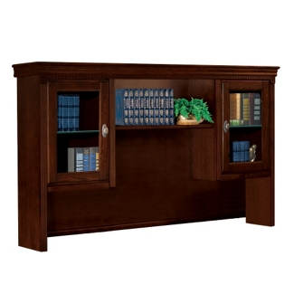 "Huntington Cherry Two Door Hutch - 69.25""W, 15045"