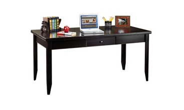 Distressed Finish Table Desk , 15358