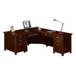 L-Desk with Right Return, 15761