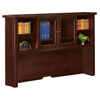 Hutch with Sliding Glass Doors, 15807