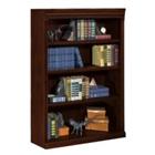 Huntington Cherry Four Shelf Bookcase, CD06259