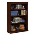 "48"" H Four Shelf Traditional Bookcase, 32552"