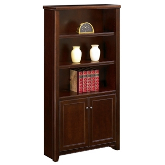 "70"" High Bookcase with Doors, 32761"