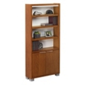 Santa Clara Bookcase with Doors, 32952