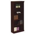 "Cumberland Five Shelf Bookcase - 72""H, 32987"