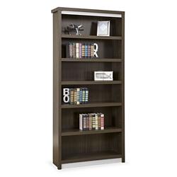 """Metropolitan 78""""H Six Shelf Open Bookcase, 32996"""