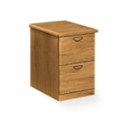 Two Drawer Vertical File, 34251