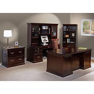 Espresso Five Piece Executive Office 15937 And More