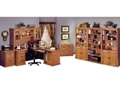 Wheat Oak Complete Office Suite, 86088