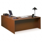 L-Desk with Right Return, 15860