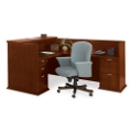 Reception L-Desk with Right Return, 15880