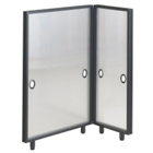 Left L-Privacy Divider 4'x2', 21012
