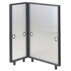 Right L-Privacy Screen 4'x2', 21013