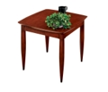 Contemporary End Table, 41282