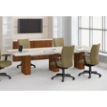 "WaveWorks 48"" x 96"" Conference Table, 44239"