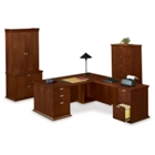 L-Desk with Right Return Set, 86130