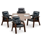 Set of Four Kingston Guest Chairs, CD08493