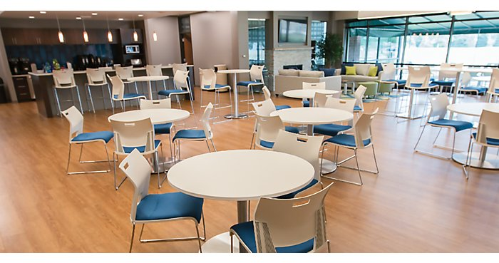 Now Trending: Breakrooms in Every Style | NBF Blog
