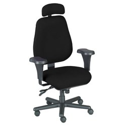 Ergonomic Big and Tall Chair with Headrest