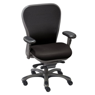 CXO Mid-Back Mesh Chair, 56746