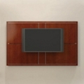 "50""W Four Panel Media Wall, 43411"