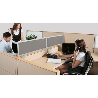 "24""W x 18""H Privacy Panel for Panel Mount, 20126"