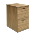 "Wood Grain Mobile File Pedestal - 15.5""W, 36683"