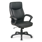 Eco Leather High Back Chair, CD00461