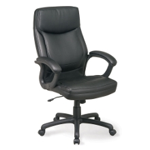 Bonded Leather Executive Chair, 50611