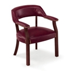 Cambridge Collection Captain's Chair - Assembly Required, 55564-1