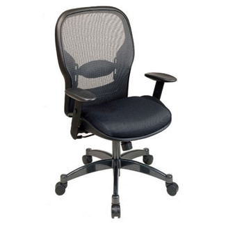 Ergonomic Chair with Mesh Back, 56486