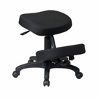 Knee Sit Chair with Five Wheel Base, CD05341