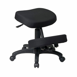 Knee Sit Chair with Five Wheel Base, 56827