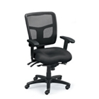 Mid-Back Mesh Chair with Seat Slider, 56849