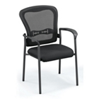 Air Grid Mesh Back Lobby Guest Chair, CD00472