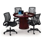 Set of Four Essential Mesh Chairs, CD08080