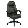 Faux Leather Executive Chair, 56993