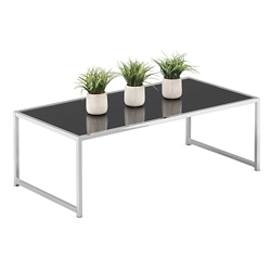 Yield Glass Top Coffee Table, 75429
