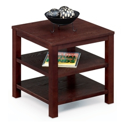 Square End Table, 75903
