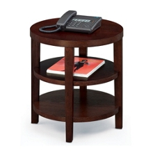 Round End Table, 75906