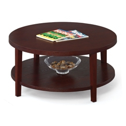Round Coffee Table, 75907