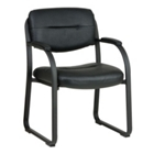 Vinyl Guest Chair, CD01020