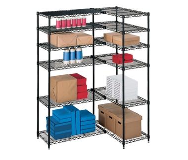 shelving office storage lifetime guarantee. Black Bedroom Furniture Sets. Home Design Ideas